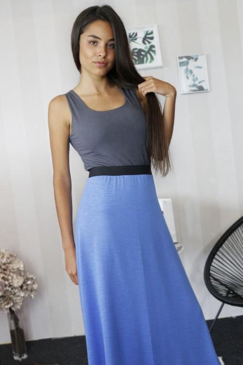 Sukňa Lara/ modrá