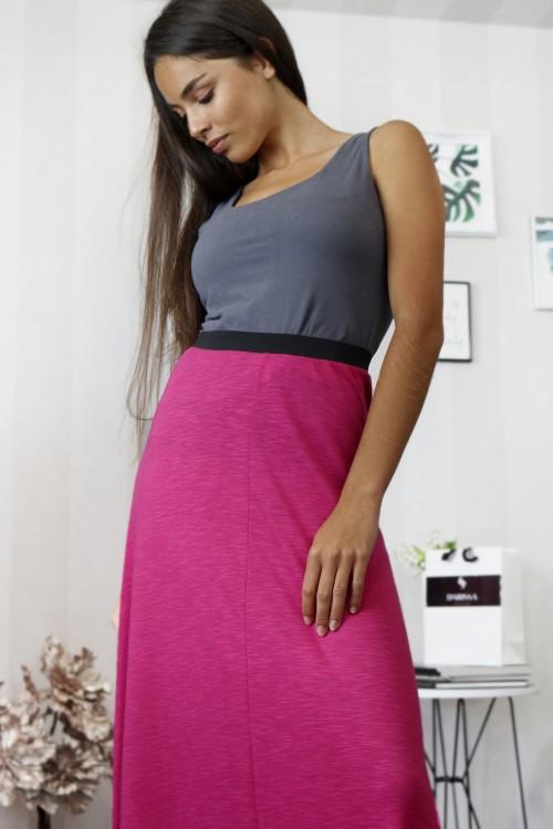 Sukňa Lara/ ružová