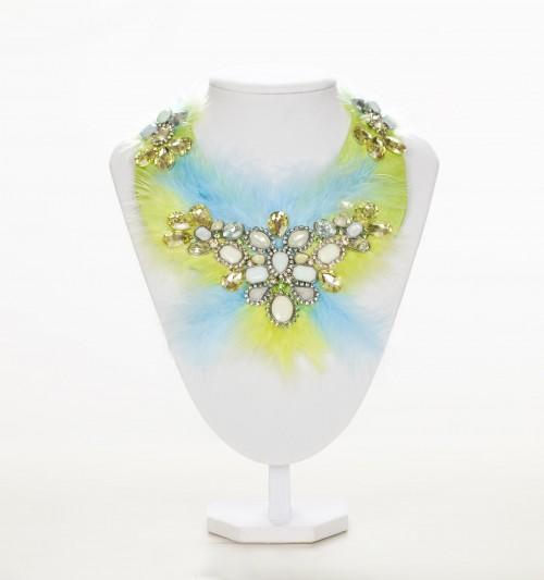Necklace luxury soft