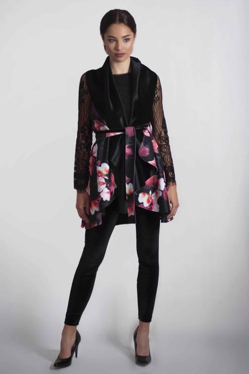 Luxury vest magnolia