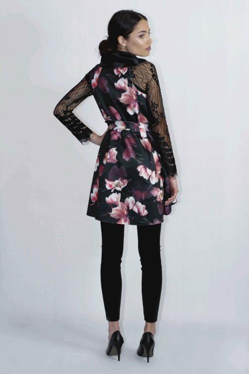 Luxusná vesta magnólia