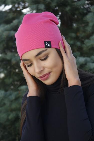 Dámska čiapka Oli - ružová